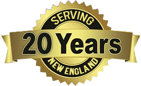 Serving New England for over 15 Years